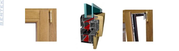 Infissi legno e alluminio sertek tolentino macerata for Folusci infissi tolentino